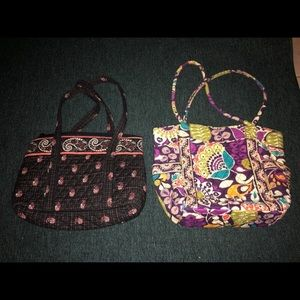 Assorted Vera Bradley Handbags